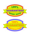 Free Guaranteed Labels (vector) Stock Photo - 10000250