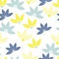 Free Seamless Flowers Royalty Free Stock Image - 10001896