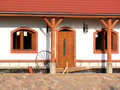 Free Door To The Farmhouse Stock Photos - 10006353