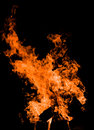 Free Flammes Impression Royalty Free Stock Photo - 10008555
