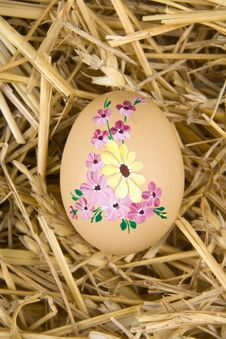 Free Easter Egg Royalty Free Stock Photo - 10001475