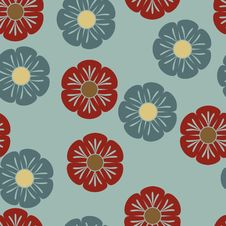Free Pottery Flowers Stock Images - 10001834