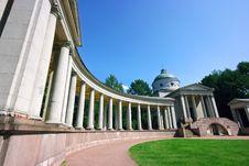 Russian Palace Stock Photo