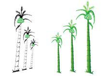 Free Palm Tree Royalty Free Stock Photography - 10003947