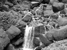 Rocks And Water Stock Photography