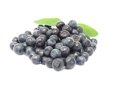 Free Blueberries Royalty Free Stock Image - 10004966