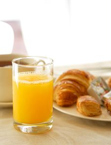 Free Breakfast Royalty Free Stock Image - 10005006