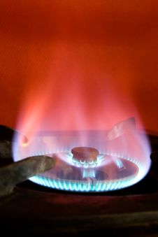 Free Burning Stove Stock Photos - 10005453