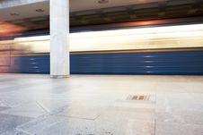 Free Urban Subway Stock Image - 10005471