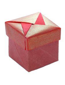 Free Red Box Stock Photo - 10007050