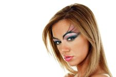 Free Attractive Female Beauty Stock Image - 10007161