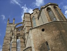 Palma Cathedral Royalty Free Stock Photography