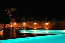 Free Swimming Pool Royalty Free Stock Photos - 10008638