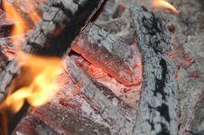 Free Live Coal Stock Image - 10009921