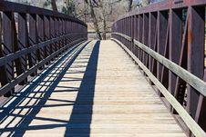 Free Walkway Bridge Stock Photography - 10009942