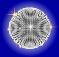 Free Disco Reflector Ball Royalty Free Stock Photos - 10010018