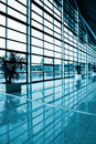 Free Interior Of The Airport Stock Photography - 10015842