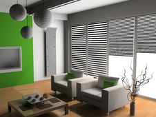 Free Living Room Stock Images - 10010394