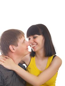 Free Young Couple In Love Stock Photo - 10010590