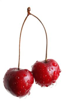Free Sweet Cherry Stock Images - 10010594