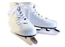 Free Children S Skates Royalty Free Stock Image - 10010766