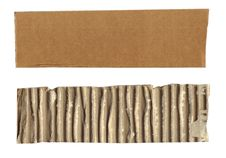 Free Pieces Of Cardboard Royalty Free Stock Photo - 10010795
