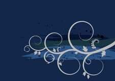 Free Floral Background, Ornament, Branch Stock Images - 10010894
