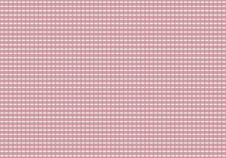 Free Pink Plaid Pattern Royalty Free Stock Photography - 10013097