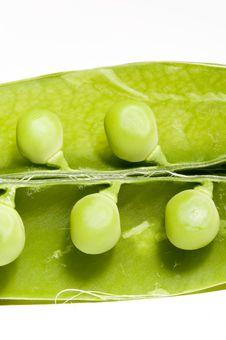 Free Peas Stock Image - 10013711
