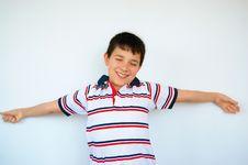 Free Dreamy Boy Stock Photo - 10014090
