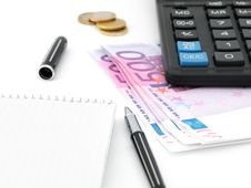 Free Business Calculations Stock Photos - 10014283