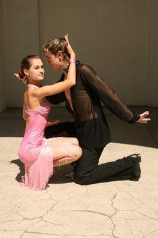 Free Romantic Dancing Royalty Free Stock Image - 10014356