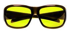 Free Sunglasses Isolated On White Stock Image - 10014661