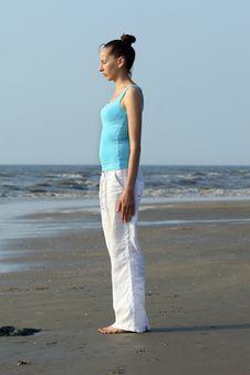 Free Breathing Exerciese Stock Image - 10014961