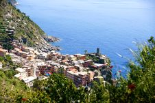 Free Vernazza, Cinque Terre, Italy Royalty Free Stock Photography - 10016487