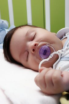 Free Sleeping Baby Stock Images - 10016524