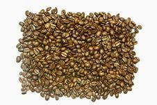 Free Coffee Beans Royalty Free Stock Photos - 10016708