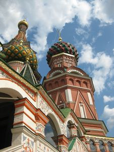 Free St Basil S Cathedral Stock Photo - 10016860