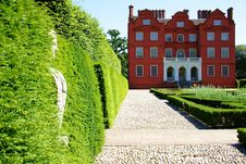 Kew Palace Royalty Free Stock Image