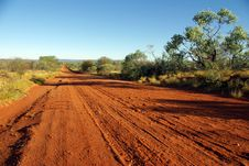 Free Road In Australia Stock Photo - 10018060
