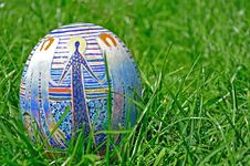 Free Easter Egg Royalty Free Stock Image - 10018376