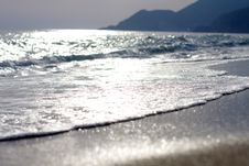 Free Sandy Coast Stock Images - 10018714