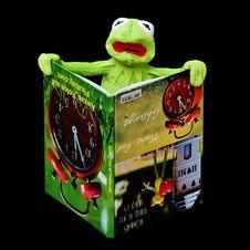 Free Green, Product, Amphibian, Font Stock Photos - 100195763