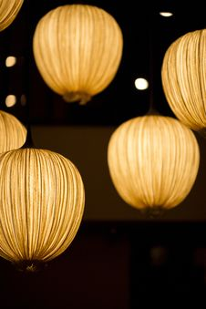 Free Yellow, Lighting, Light Fixture, Light Stock Photography - 100198872