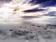 Free Sea, Sky, Shore, Ocean Stock Photography - 100199582