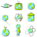 Free Earth Logos Stock Photo - 10026080