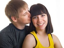 Free Young Couple In Love Stock Photography - 10021202