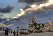 Free Havana Fort Stock Image - 10022161
