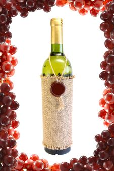 Free Wine Royalty Free Stock Photography - 10022817