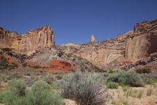 Free San Rafael Swell Royalty Free Stock Photo - 10024405